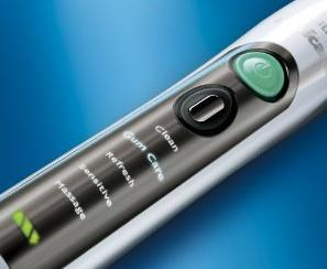Philips Sonicare FlexCare Plus Brushing Modes