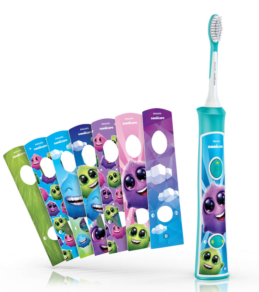 Philips Sonicare kids HX6311/02 interchangeable color panels