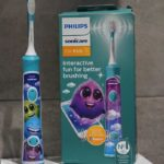 Philips Sonicare for Kids Bluetooth Connected with retail packaging